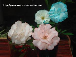 bunga warna